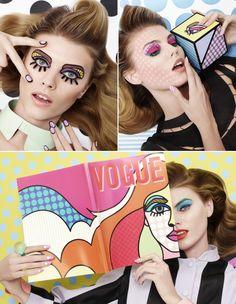 Vogue Japan's March '13       love it!