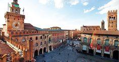 Principais pontos turísticos em Bolonha #viajar #viagem #itália #italy