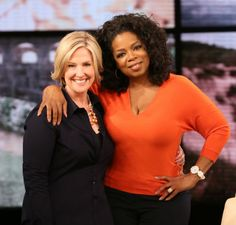 OPRAH WINFREY TALKS TO DR. BRENÉ BROWN ABOUT HER LATEST BOOK 'DARING GREATLY' ON THE AWARD-WINNING 'SUPER SOUL SUNDAY' MARCH 17 ON OWN: OPRAH WINFREY NETWORK
