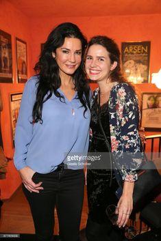 News Photo : Mariella Ahrens and Laura Rauch during the 'Josef. Mariella Ahrens, Actresses, News, Blouse, Long Sleeve, Sleeves, Women, Fashion, Actors