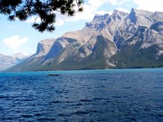 Amazing views. Banff National Park, National Parks, Dragon Boat, Serenity, Canada, Racing, Mountains, Nature, Travel