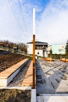 Espacio público en Gora Pulawska,© s.zajaczkowski
