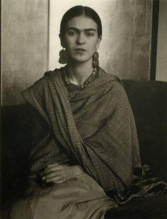 45 fotos raras de Frida Kahlo