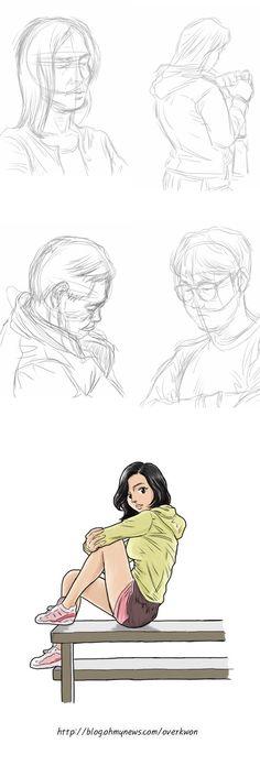 http://blog.ohmynews.com/overkwon/537017   iPad sketch 오버권 아이패드 스케치