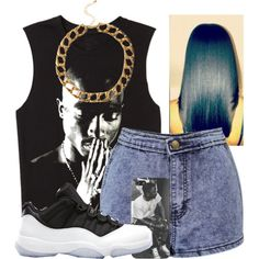 Untitled #905, created by xhappymonstermusicx on Polyvore