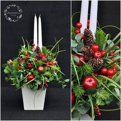 Christmas decorations ❤ #flowers #christmasdecorations #christmasflowers #christmas #xmas #bozenarodzenie #wnetrza #interior #homedecor #decorationschristmas #interior4you #handmade #creative #inspiration #design #winter #snow #christmastime #designe #dekoracje #dodatkidodomu #ozdobyswiateczne #wnetrza #bozenarodzenie #rekodzielo #flowers #design