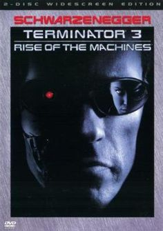 Terminator 3: Rise Of The Machines (DVD)