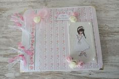Scrapbook, Ebay, Frame, Decor, Signature Book, First Holy Communion, Weddings, Libros, Picture Frame