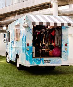 Cynthia Rowley Mobile Truck