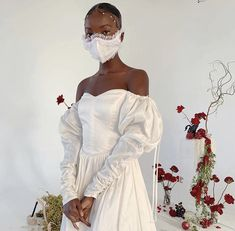Black Girl Magic, Black Girls, Black Women, Pretty People, Beautiful People, Dark Skin Girls, Vintage Princess, Black Girl Aesthetic, Dream Dress