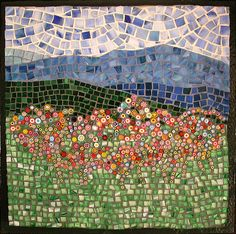 Springtime Melody   by Virginia Mosaics                                                                                                                                                                                 More