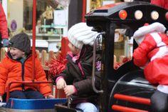Für die Kleinen gibt es, wie jedes Jahr, viele Angebote, sowie die Eisenbahn oder das Kinderkarussel auf dem Großen Plan.