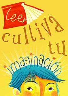 """""""Leer cultiva tu imaginación"""" #book #leer #imaginacion #libro #balamoc"""