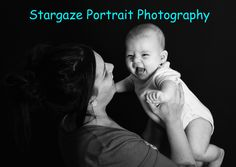 Stargaze Portraits. Mother and Son