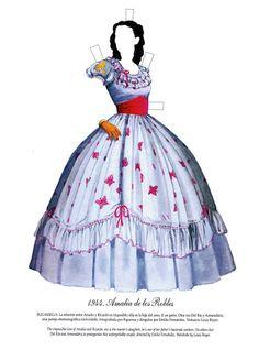Dolores Del Río Paper Doll by Francisco Estebanez - Katerine Coss - Picasa Web Albums