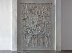 Large Macrame Wall Hanging - Large Woven Wall Hanging - Wall Tapestry