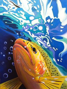 RiseSeries#2 by A.D. Maddox #flyfishing