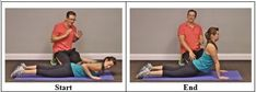 Hip Flexor Exercises: Easy Hip Flexor Yoga Exercise for Non-Yogis Hip Flexor Exercises, Resistance Band Exercises, Hip Opening Stretches, Yoga Strap, Advanced Yoga, Workout Machines, Yoga Sequences, Physical Therapy, Get In Shape