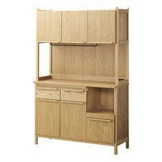 CLARUS(クラルス) キッチンボード オープン W1200