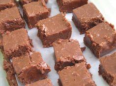 Weight Watchers Chocolate Marshmallow Fudge
