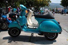 Vespa P200E | Flickr - Photo Sharing!