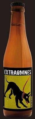 Cerveja Extraomnes Saison, estilo Saison / Farmhouse, produzida por Extraomnes, Itália. 6.9% ABV de álcool.