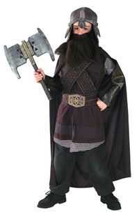 Kids Gimli Costume - Lord of the Rings Costumes