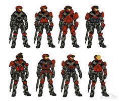 Halo Mega Bloks UNSC Reach Spartan Jorge - Google 搜尋