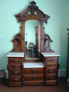 Victorian Dresser