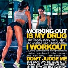My only drug!