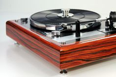 Thorens Td145 MK II Turntable Designer Piece Turntable