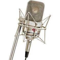 Neumann TLM 49 Condenser Studio Mic (my baby right now) Studio Equipment, Studio Gear, Studio Room, Phantom Power, Vintage Microphone, Sound Design, Recording Studio, Audiophile, Sleep
