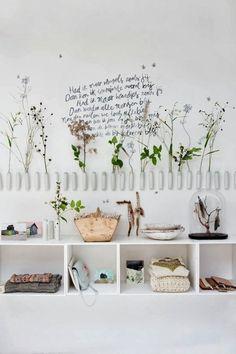 Visual Merchandising - Home Adornment - Retail Design - Shop Design - atelier sukha Interior Garden, Interior And Exterior, Home Staging, Turbulence Deco, Deco Nature, Deco Design, New Wall, My New Room, Retail Design