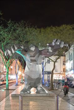 L'Artiste du Mercredi : Xavier Veilhan - On en parle ici. Xavier Veilhan, Art Public, Community Space, Tours France, Design Art, Urban Design, Street Furniture, Urban Planning, Street Artists
