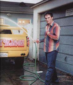 Kill Bill volume 1 jaune Bi-fold portefeuille de nouveaux accessoires de Quentin Tarantino