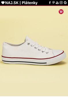 Klasické biele plátenky J.Star Converse, Sneakers, Shoes, Fashion, Tennis, Moda, Slippers, Zapatos, Shoes Outlet