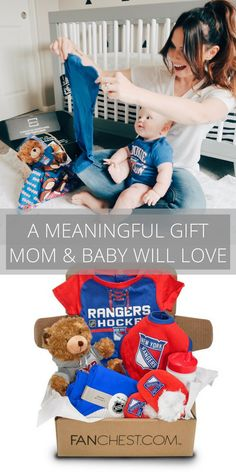 Browse the cutest gear for your tiniest fan. FANCHEST delivers a specially curated box of pure cuteness straight to your door. Each box could include premium and unique team onesies, blankets, bears, and binkies; the perfect gift for the sports fan in your life!