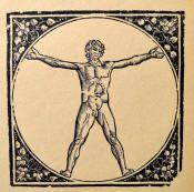 Author: Vitruvius Pollio  Book: M. Vitruvius per locundum solito castigatior factus cum figuris tabula vt iam legi et intelligi possit (1511)