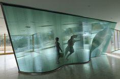 Passagem de Luz by Danny Lane Sculpture, via Flickr