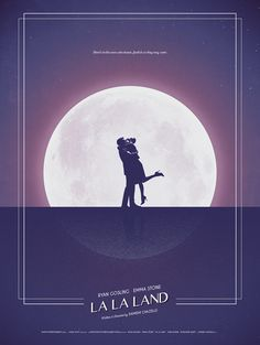 """La La Land"" inspired poster by Christopher Conner Best Movie Posters, Book Posters, Vintage Movies, Vintage Posters, La La Land Art, Damien Chazelle, Image Deco, Plakat Design, Film Inspiration"
