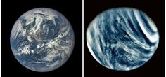 Why we live on Earth and not Venus -- ScienceDaily