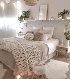 bedroom decor decor ideas kmart with green decor – Bedroom Inspirations Cute Bedroom Ideas, Cute Room Decor, Bed Ideas, Bedroom Inspiration, Creative Inspiration, Girl Bedroom Designs, Pillow Ideas, Grey Bed Room Ideas, Ideas For Bedrooms