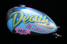 Death Intimidates Me by Ornamental Conifer