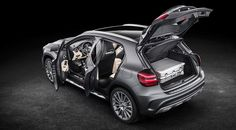 Mercedes-Benz GLA (X 156): is starting the coming model year with an extended range of engines and targeted visual accentuation.