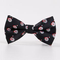 Lot 7 Packs Men/'s Bow Tie Adjustable Dog Printing Bowtie Boy Men Suit Butterfly