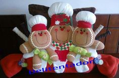Jengibre Christmas Ideas, Christmas Ornaments, Ginger Bread, Quilt Patterns, Projects To Try, Quilts, Holiday Decor, Christmas Crafts, Christmas Cushions