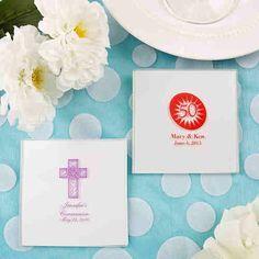 Silkscreened Glass Coasters