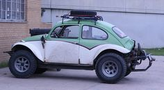 Bugging Out: Bad Ass VW Beetles You Won't Be Embarrassed to Own – Carponents Vw Baja Bug, Volkswagen Models, Car Volkswagen, Vw Super Beetle, Muscle Truck, Cool Bugs, Sand Rail, Bad To The Bone, Vw Beetles