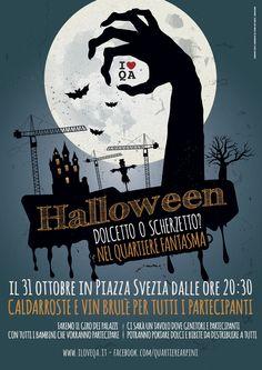 Festa Halloween 2014 - Associazione ILQA