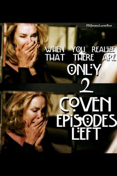 American Horror Story Coven Only 2 episodes left